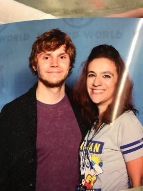 Evan peters a new book and tattoo 4 heather hambel curley i met evan peters not only did i meet him and get my picture taken with him but he autographed a picture for me and hugged me m4hsunfo