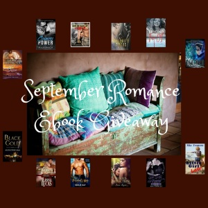September Romance Ebook Giveaway